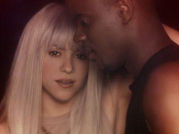 Дуэты продолжаются: Шакира и Black M выпустили совместный клип
