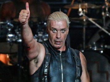 Лидер группы «Rammstein»: обожаю Чингиза Айтматова!