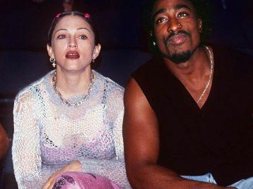 Потому что ты белая: письмо Тупака Шакура к Мадонне выставлено на торги