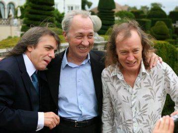 Умер один из братьев Янг, основавших «AC/DC»