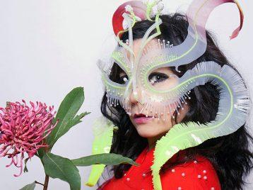 Бьорк опубликовала обложку предстоящего альбома «Utopia»