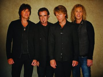 Группу «Bon Jovi»включили в Зал славы Рок-н-ролла