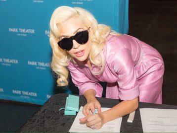 Леди Гага запустит собственное шоу в Лас-Вегасе