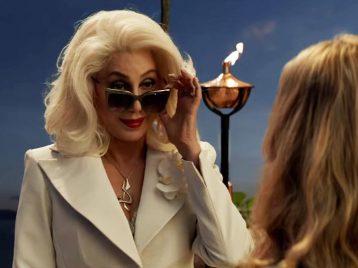 Шер появилась в трейлере второй части мюзикла «Mamma Mia!»
