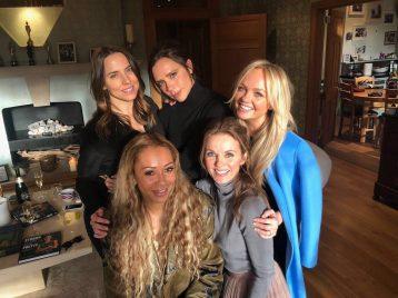 Реюнион будет? Все пять участниц «Spice girls» участвуют в переговорах