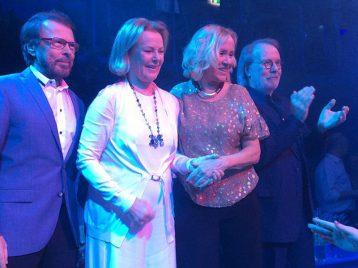35 лет спустя: «ABBA» пообещали записать новые песни