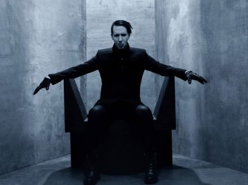 «Marilyn Manson» снимает очередной хоррор-клип