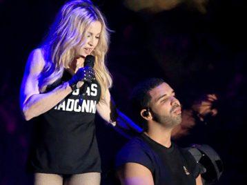 Дрейк и Мадонна: тандем снова в деле
