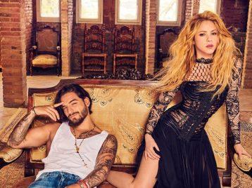 Еще один дуэт: Шакира и Малума выпустили новый совместный клип