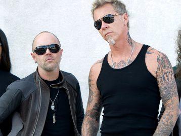 Metallica обзаведутся виски собственной марки