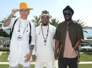 Black eyed peas показали клип с новой вокалисткой