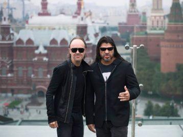 Снова в Москве: Metallica включили Россию в свой гастрольный тур