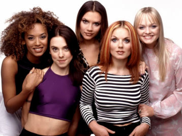 Как не перепутать специи: Мел Би из Spice girls нарядилась в Викторию Бэкхем