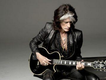 Джо Перри из Aerosmith взял больничный до конца года
