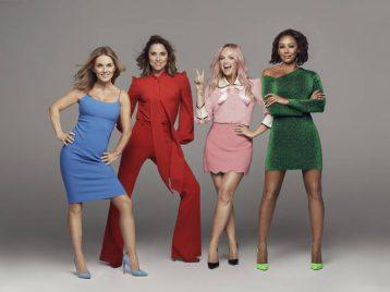 Гастролям быть: четверо из Spice girls соберутся для стадионного тура по Великобритании
