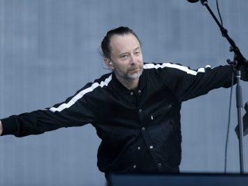 Radiohead попали в Зал славы рок-н-ролла