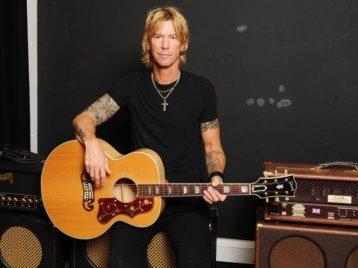 Маргинальная медитация: Дафф Маккаган из Guns N'Roses выпустил сольный сингл Tenderness