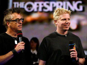 Оставайтесь на волне: Offspring закончили долгожданный альбом
