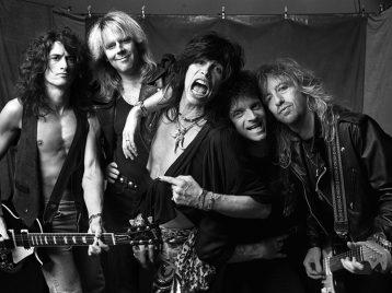 Урожайный День Валентина: Aerosmith получат звезду славы на 14 февраля