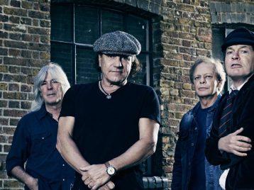 Работа идет: участник студийной команды AC/DC подтвердил запись новой музыки