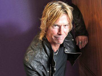 Дафф Маккаган из Guns N'Roses присоединяется к феминистскому движению MeToo
