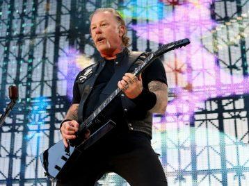 Metallica бьет рекорды: каждый сотый житель Финляндии пришел на концерт