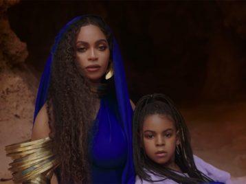 Spirit продолжается: Бейонсе выпустила клип на новую песню Bigger