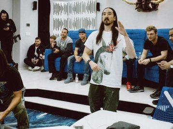 Быть собой: Backstreet boys иСтив Аоки сняли клип Let itbeme