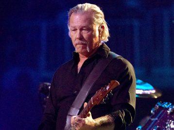 «Ядобрался додна»: лидер Metallica лечится оталкоголизма