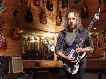 Пока вокалист лечится оталкоголизма, Metallica готовит новый альбом