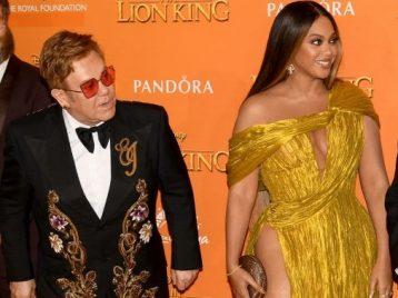Элтон Джон vs. Бейонсе: автору песен непонравилась музыка изновой версии «Короля льва»