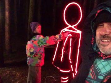 Изтемноты глядит «Шаман»: «Сплин» снял новый клип