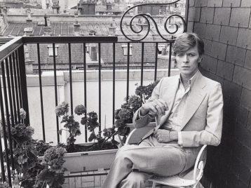 Улицу Парижа назовут именем Дэвида Боуи