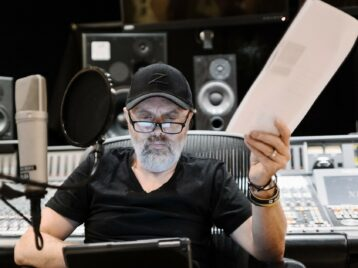 Metallica работет над новым альбомом