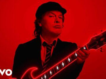 AC/DC выпустили первый клип Shot inthe dark задолгое время
