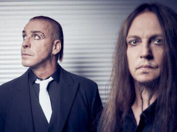Тилль Линдеманн закрывает проект Lindemann