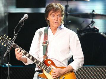Пол Маккартни неможет вспомнить некоторые песни Beatles