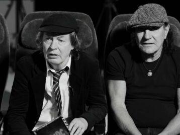 AC/DC сняли клип Realize, ненарушая правил самоизоляции