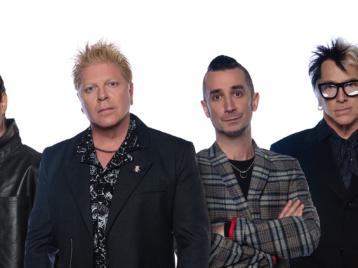 «Наступят плохие времена»: Offspring выпустили клип после долгого перерыва